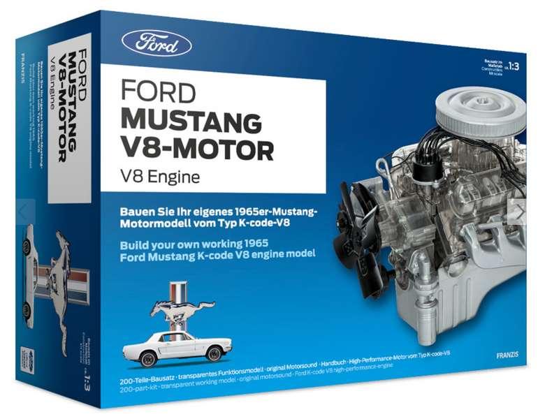 Ford Mustang V8-Motor für 109€ inkl. Versand (statt 127€)