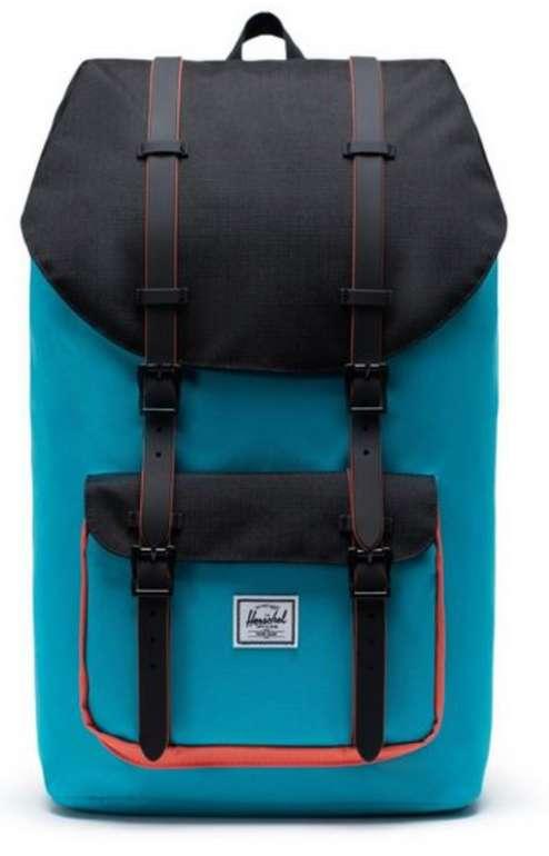 """Herschel Laptoprucksack """"Little America"""" in Blau für 38,94€inkl. Versand (statt 68€)"""