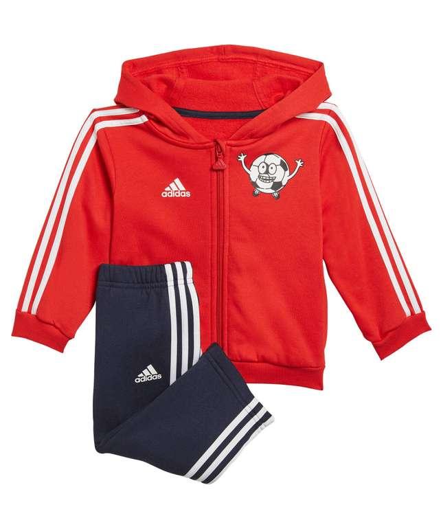 adidas Performance Baby und Kleinkind Trainingsanzug für 25,72€ inkl. Versand (statt 36€)
