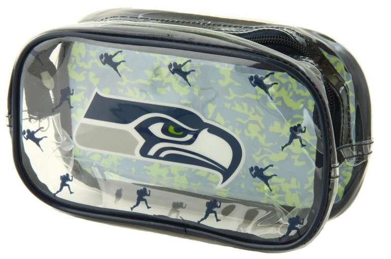 NFL Federmappen: z.B Seattle Seahawks NFL Camo Federmappe für 1,99€ zzgl. Versand