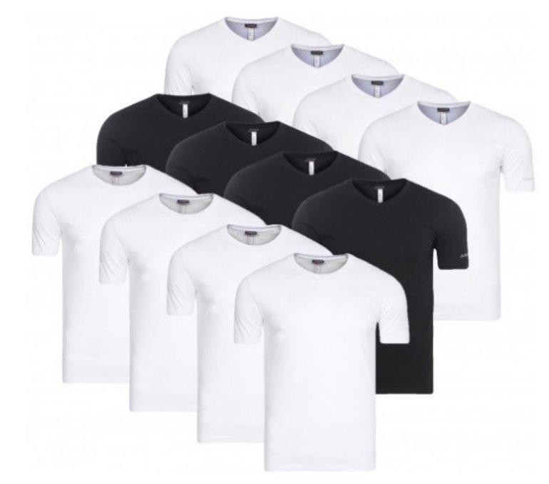 "4er Pack ""Kappa Sebbo"" oder ""Tobias"" Herren T-Shirts für 12,99€ inkl. VSK"