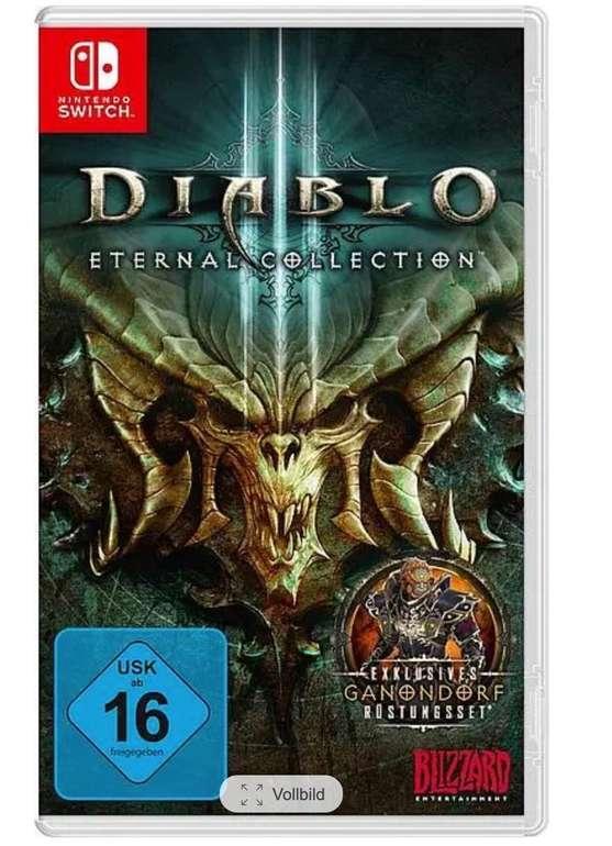 Diablo 3: Eternal Collection (Nintendo Switch) für 17,99€ inkl. Versand (PayDirekt)
