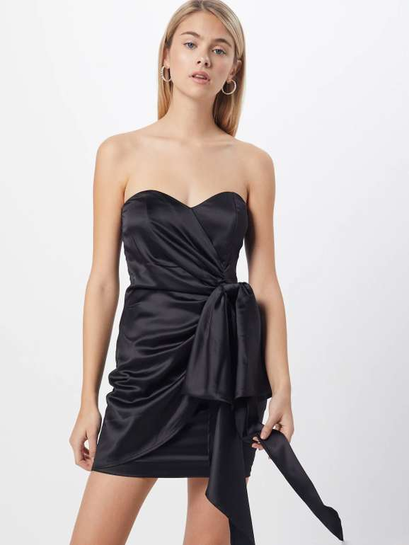 """Bardot Kleid """"Hilary"""" in schwarz (Größe XS, S) für 22,72€ inkl. Versand (statt 85€)"""
