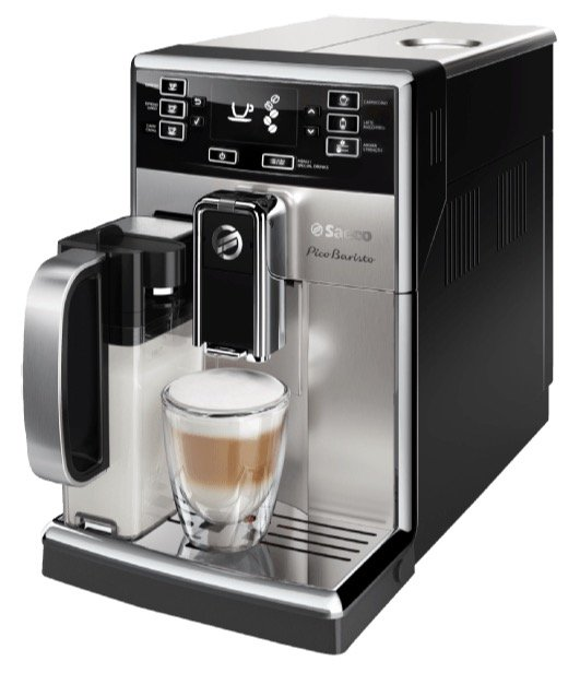 Saeco HD8927/01 PicoBaristo Kaffeevollautomat für 529€ inkl. Versand