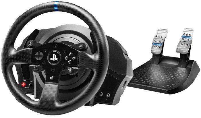 Thrustmaster T300 RS Lenkrad inkl. 2er Pedalset (PS4/PC) für 206,10€ inkl. VSK