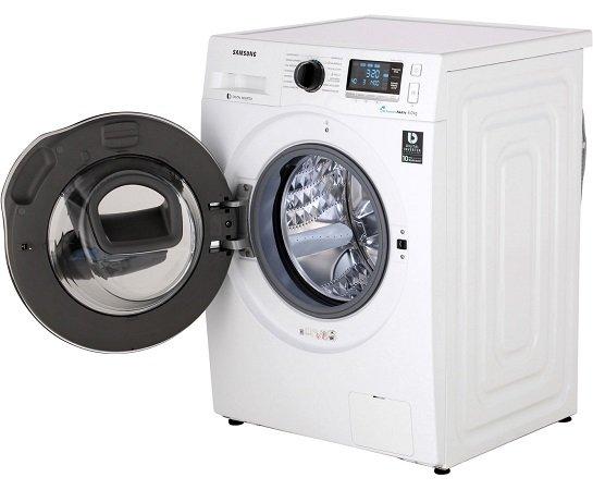 Samsung WW80K6404QW/EG Waschmaschine mit 8 kg & A+++ für 649€ + 50€ Cashback