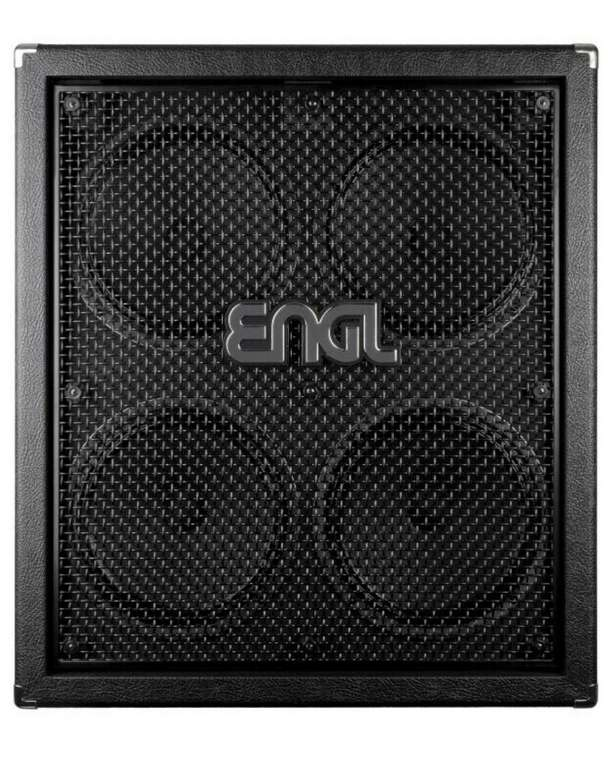 Engl Standard Cabinet 4x12 V60 Lautsprecherbox in schwarz für 538€ inkl. Versand (statt 599€)