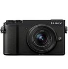 Panasonic Lumix DC-GX9 Systemkamera (Kit 12-32 mm + 35-100 mm) für 965,94€