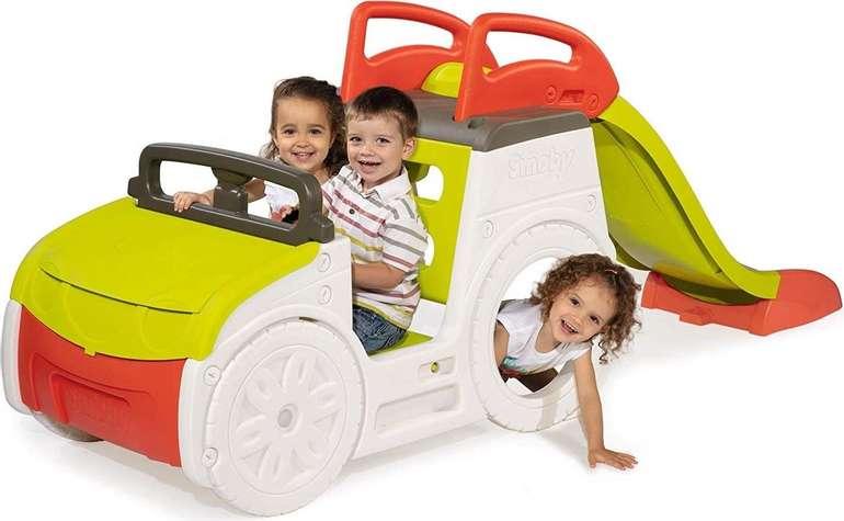 Smoby Abenteuer-Spielauto für 94,90€ inkl. Versand (statt 145€)