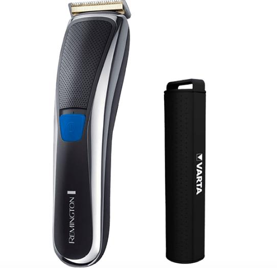 Remington HC5705GP PrecisionCut Haarschneider + Powerbank für 22€ (statt 34€)