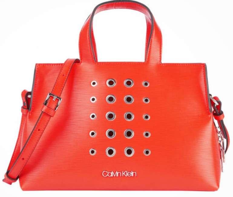 Calvin Klein Damen Shopper (Loch Design) für 54,50€ inkl. Versand (statt 109€)