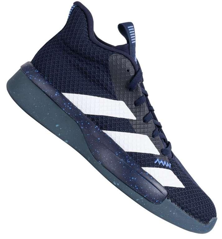 Adidas Pro Next Herren Basketballschuhe für 48,94€ inkl. Versand (statt 108€)