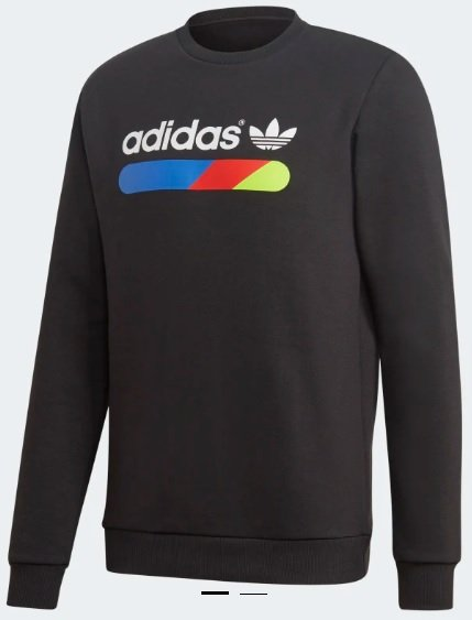 """Adidas """"G Graphic Crew"""" Sweatshirt für 33,58€ inkl. Versand (statt 42€)"""