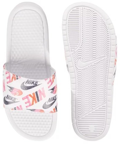 "Nike Slides mit Logo-Print Modell ""Benassi"" für 17,49€ inkl. Versand (statt 23€)"