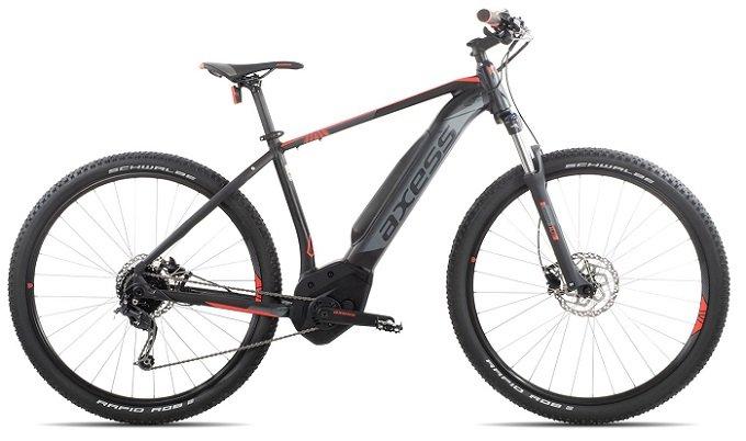 Axess Rogue E-Tech 2019 Bike mit Bosch Motor & 500 Wh Powerpack für 1.999,99€