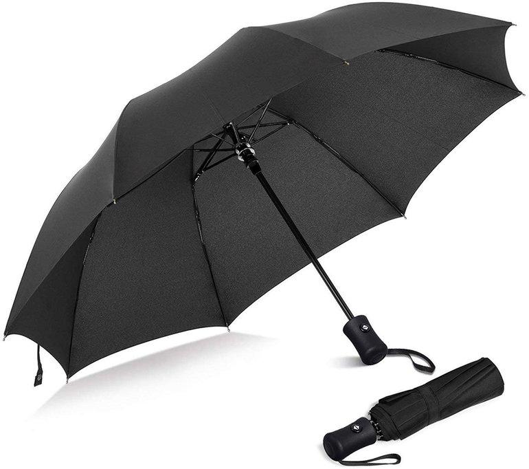 Lebexy Automatik Regenschirm (sturmfest) für 6,98€ inkl. Primeversand (statt 13€)