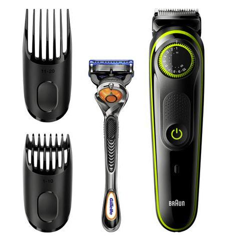 Braun BT3041 Bartschneider in Grün für 33,94€ inkl. Versand (statt 57€)