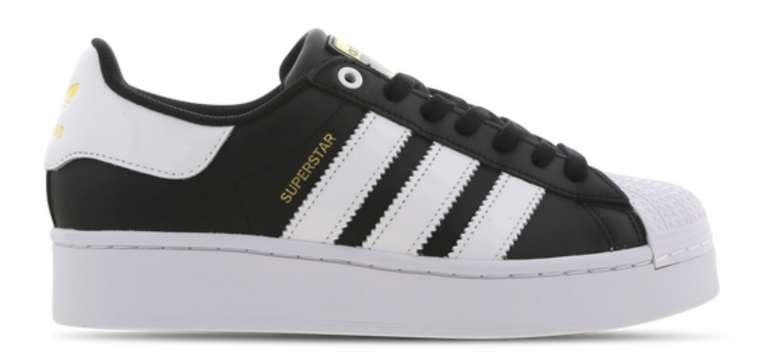 adidas Superstar Bold Damen Schuhe (vers. Colourways) zu je 59,99€inkl. Versand (statt 68€)