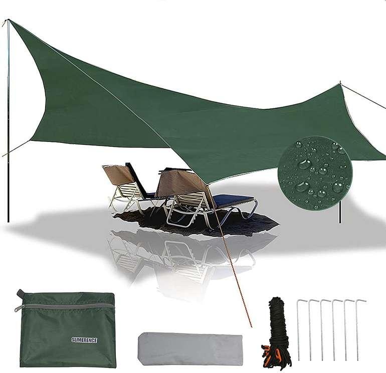Slimerence wasserdichter Camping Sonnenschutz für 13,99€ inkl. Prime Versand (statt 28€)
