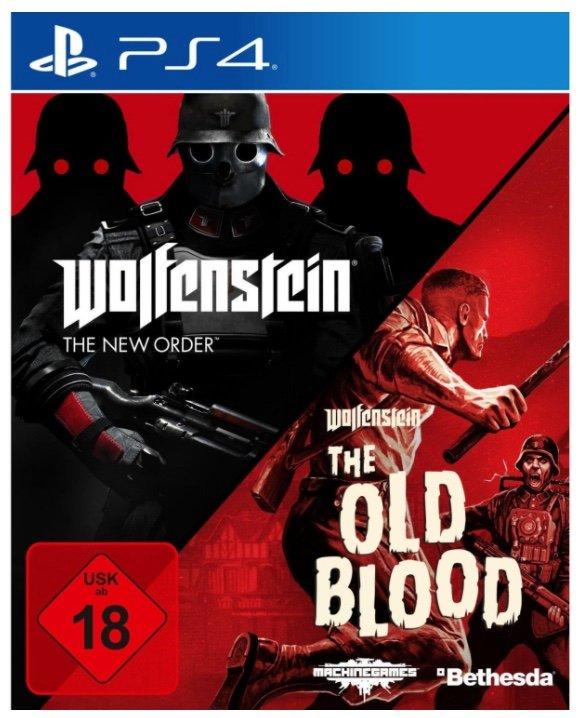 Wolfenstein: The New Order + The Old Blood (PS4) für 10,88€ inkl. Versand (statt 25€)