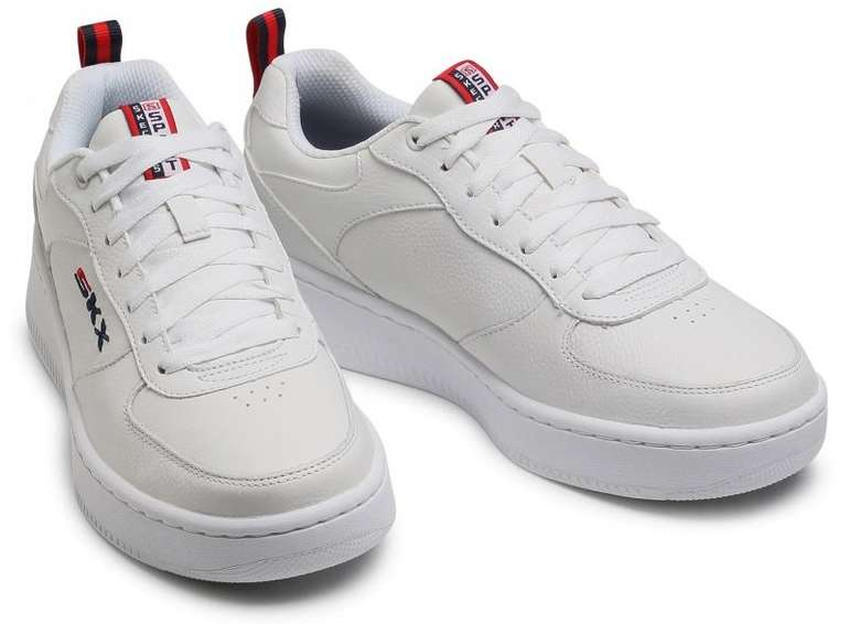 Skechers Sport Court 92 237188 Sneaker für 44€ inkl. Versand (statt 55€)