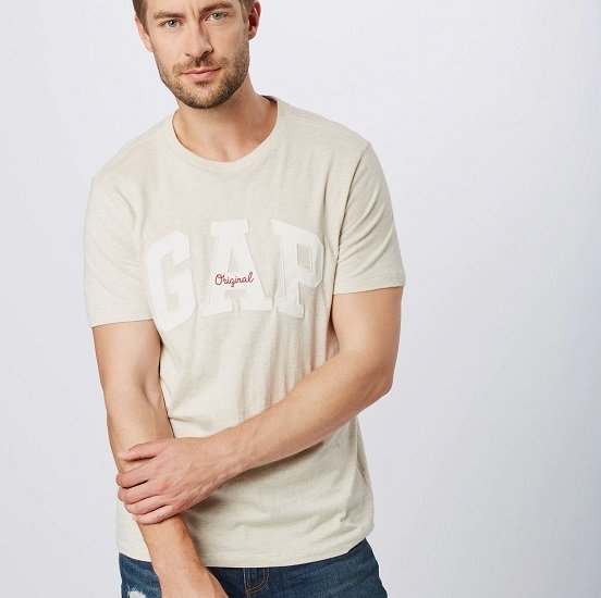 GAP Herren T-Shirt 'ORIG ARCH T' in vielen Größen je nur 16,92€ (statt 29€)