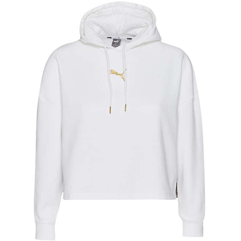 Puma Metallic Nights Damen Kapuzensweatshirt für 27,94€ inkl. Versand (statt 37€)
