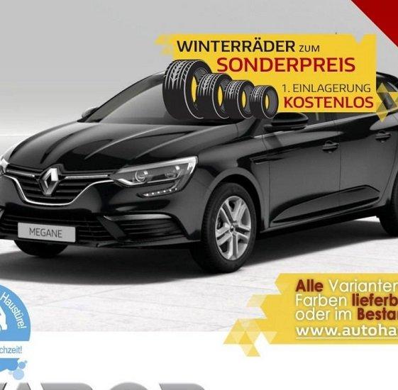 Renault Megane Grandtour Business Edition mit 140 PS für 57,14€ Netto mtl. im Gewerbeleasing - LF: 0,28!
