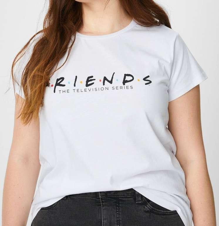 C&A: Kostenloser Versand (ohne MBW!) - z.B. Damen T-Shirt - Friends für 8,99€ (statt 15€)
