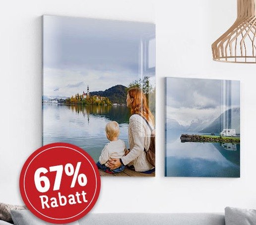 Lidl Fotos: 40x30cm Acrylglas Wandbild für 14,90€ / 60x40cm für 24,90€