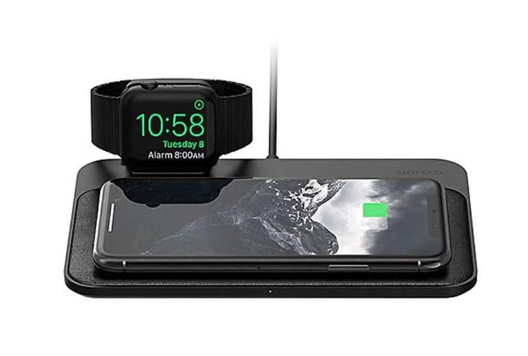 Nomad Base Ladestation Apple Watch Version in schwarz für 99€ inkl. Versand (statt 124€)