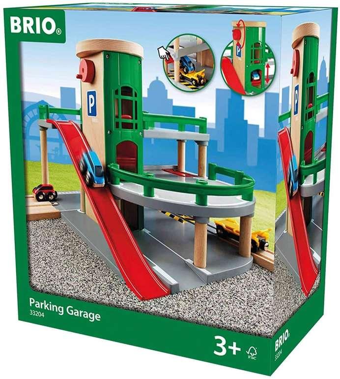 Brio Bahn 33204 - Parkhaus, Straßen und Schienen für 35,49€ inkl. Versand (statt 43€)