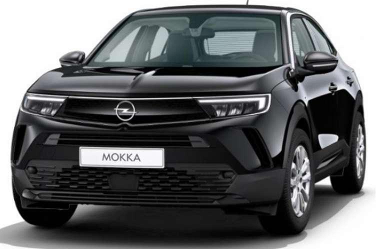 Gewerbeleasing: Opel Mokka mit 131 PS für 119€ netto mtl. (LF: 0.54, Überführung: 995€)