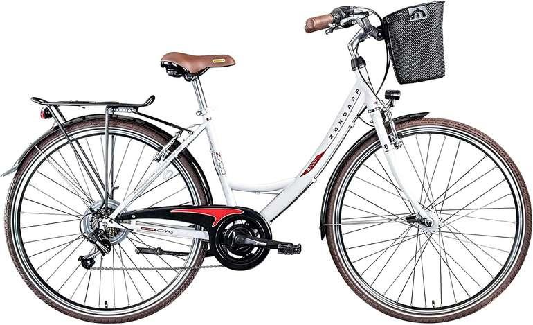 Zündapp Cityrad 28 Zoll Z700 mit 6-Gangschaltung für 269€ inkl. Versand (statt 349€)