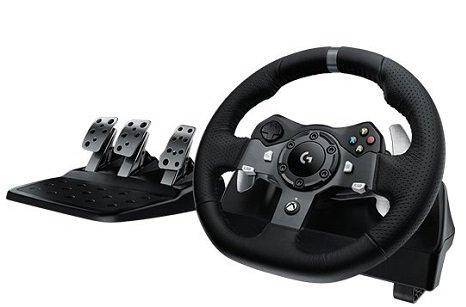 Logitech Driving Force Lenkrad + F1 2017 für PS4/Xbox/PC nur 223,99€ inkl. VSK