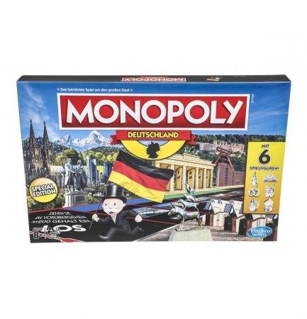 Hasbro Monopoly Deutschland - Special Edition für 17,99€ inkl. Versand (statt 24€)