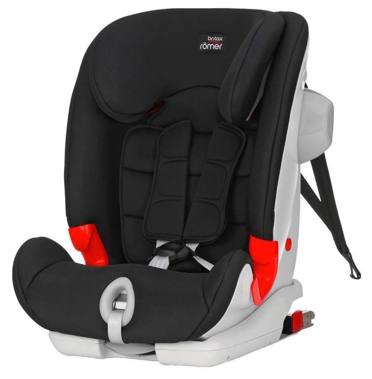 Britax Römer Kindersitz Advansafix III SICT Cosmos Black für 219,99€ (statt 254€)