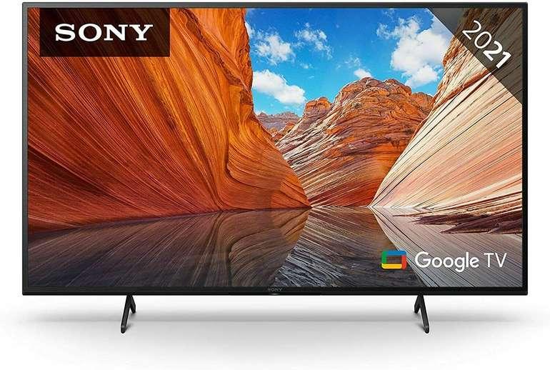 Sony KD-50X80J BRAVIA Smart TV (50 Zoll, Android TV, LED, 4K Ultra HD) für 639€ inkl. Versand (statt 702€)