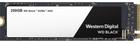 WD Black High-Performance NVMe SSD M.2 PCIe mit 250GB für 58€ (statt 70€)