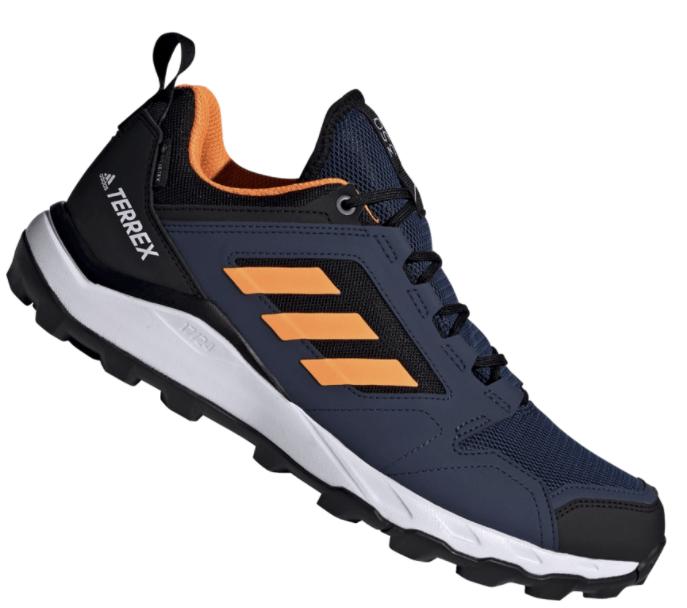 """adidas Schuh """"Terrex Agravic TR"""" in dunkelblau/orange für 48€ inkl. Versand (statt 90€)"""