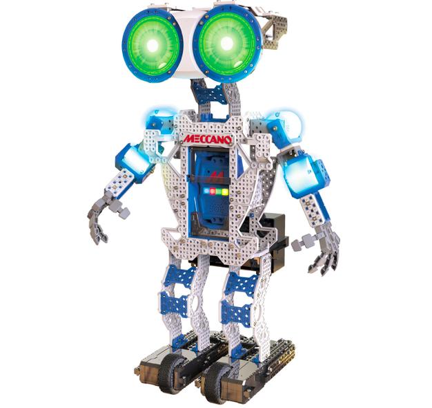 Meccano Meccanoid 2.0 - Bausatzroboter mit App Steuerung für 43,94€ (statt 56€)