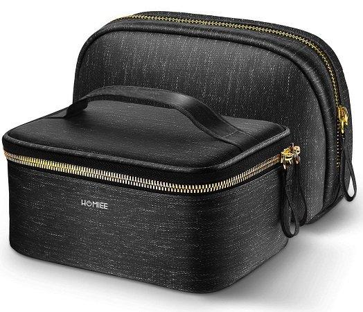HOMIEE - Reise-Kosmetiktaschen Set für 12,49€ mit Prime