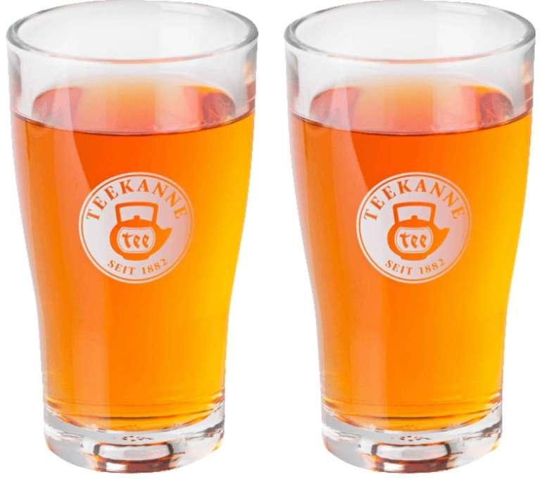 2 Teekanne 910 Gläser für 5€ inkl. Versand (statt 12€)