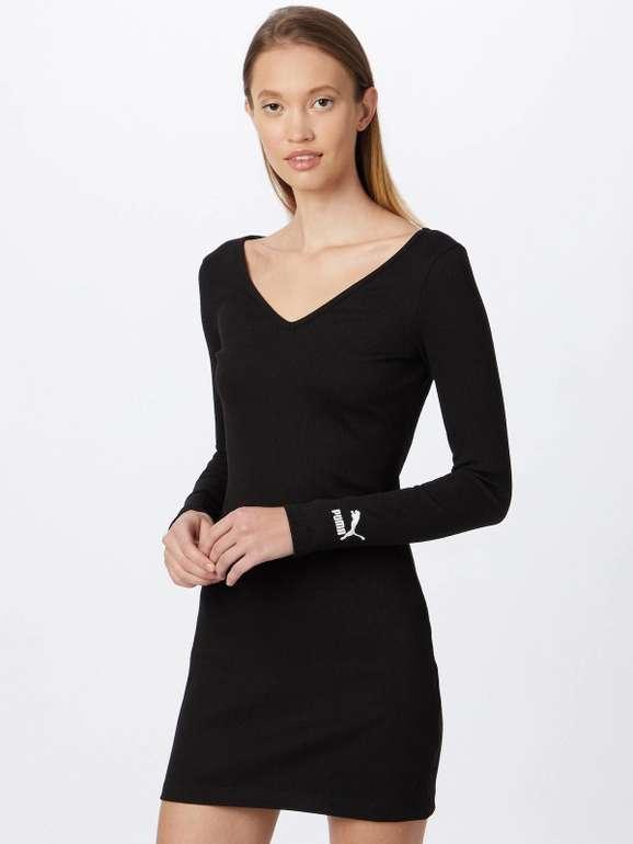 Puma Kleid in Schwarz / Weiß für 38,43€ inkl. Versand (statt 55€)