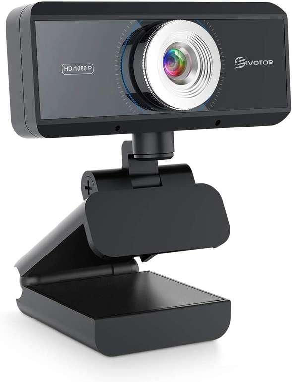 Eivotor 1080P Webcam mit Mikrofon für 9,47€ inkl. Prime Versand (statt 16€)