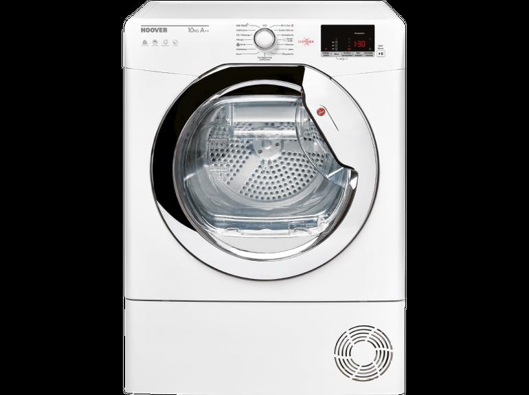Waschen-Wochen bei Media Markt, z.B. Hoover GDX H10A2DCEX-84 für 399€ (statt 478,90€)