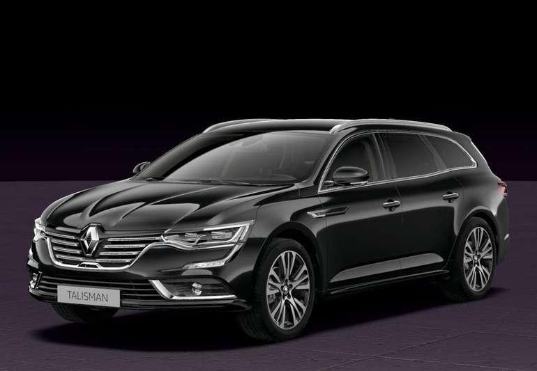 Gewerbe: Renault Talisman Grandtour im Full Service Leasing für 127€ Netto mtl. (LF: 0,32)