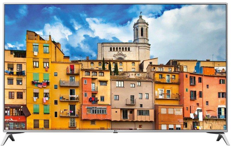 LG 43UJ6519 108cm 4K Ultra HD LED TV für 379€ inkl. Versand (statt 440€)