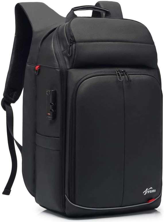 """Mupack Anti-Diebstahl Rucksack mit Laptop Fach (bis 17,3"""") für 24,50€ inkl. Versand (statt 54€)"""