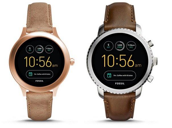 Fossil Damen Smartwatch Q Venture 3. Gen. 130€ oder Q Explorist für 199€